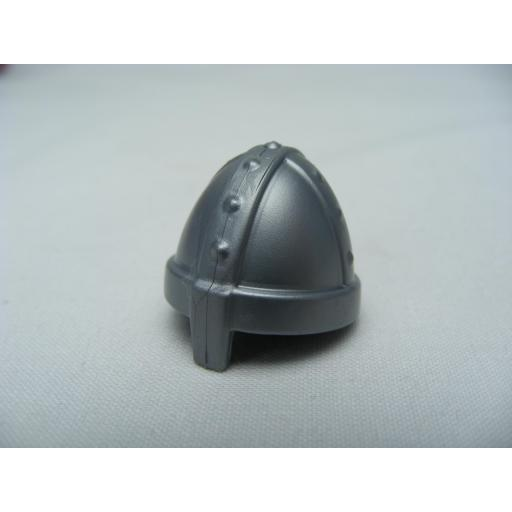PLAYMOBIL CASCO MEDIEVAL GRIS NZ