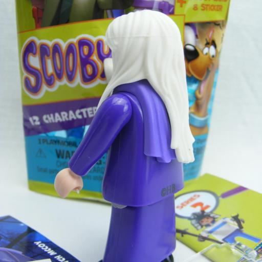 PLAYMOBIL SERIE 2 SCOOBY DOO BRUJA (GHOST OF WITCH MCCOY) [1]