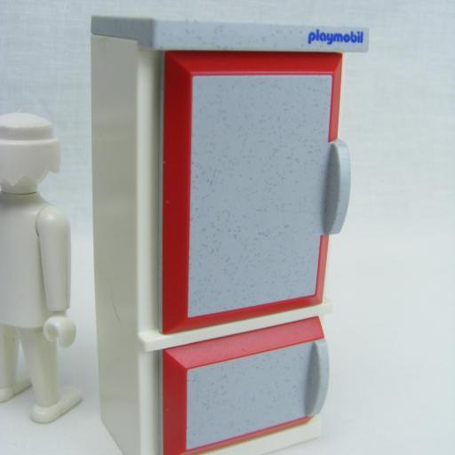 PLAYMOBIL FRIGORIFICO ELECTRODOMESTICOS