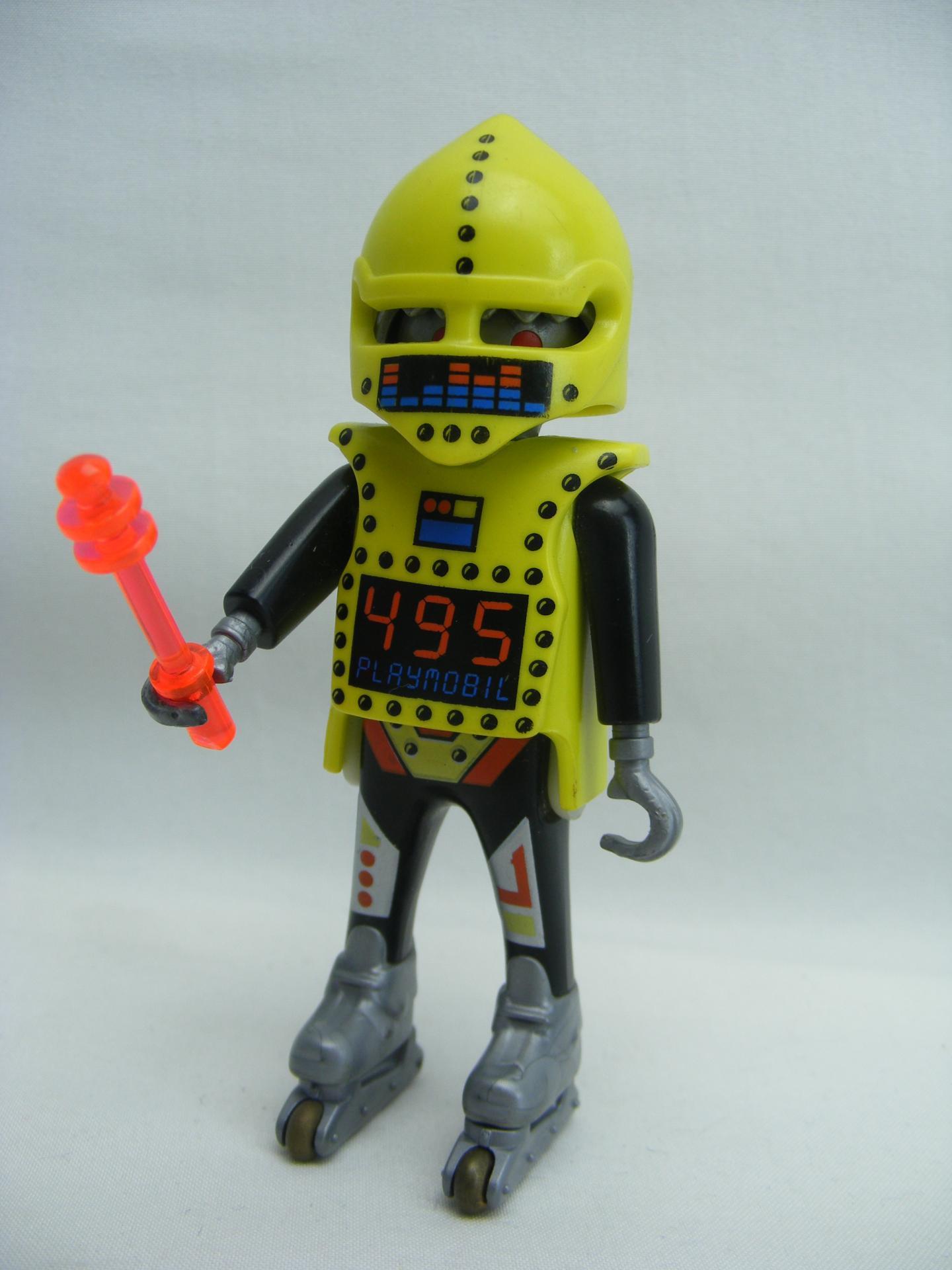 PLAYMOBIL 4604 SPECIAL ROBOT ESPACIAL (AÑO 2002)