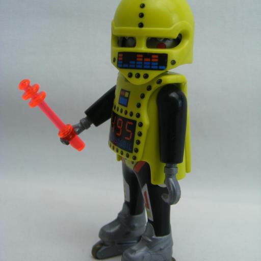 PLAYMOBIL 4604 SPECIAL ROBOT ESPACIAL (AÑO 2002) [1]