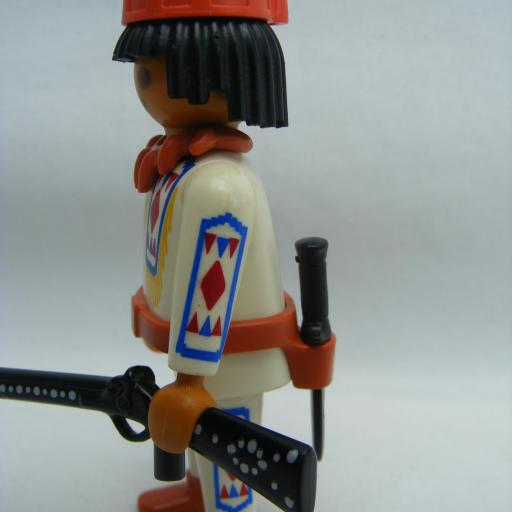 PLAYMOBIL 4504 SPECIAL INDIO OESTE WESTERN (1994 - 1996) [1]