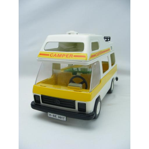 PLAYMOBIL 3258 CARAVANA (AÑO 1979 - 1988, VERSION 1) [2]