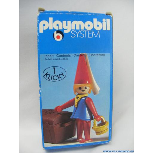PLAYMOBIL 3336 DAMA MEDIEVAL  (AÑO 1976) [2]
