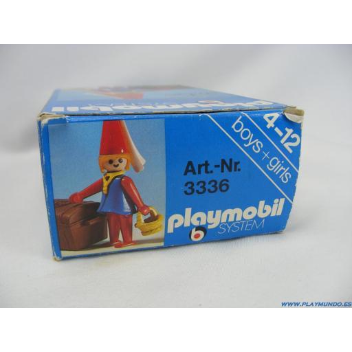 PLAYMOBIL 3336 DAMA MEDIEVAL  (AÑO 1976) [1]