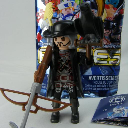 PLAYMOBIL SERIE 14 CHICOS STEAMPUNK OESTE