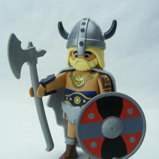 PLAYMOBIL VIKINGO CHARLIE (THE MOVIE)