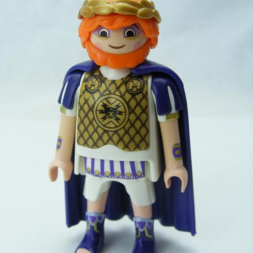 PLAYMOBIL EMPERADOR ROMANO MAXIMUS (THE MOVIE)