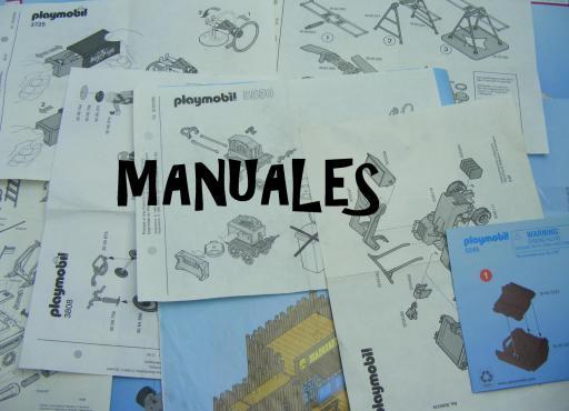 MANUALES INSTRUCCIONES