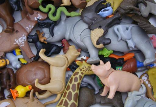 ANIMALES Y ACCESORIOS