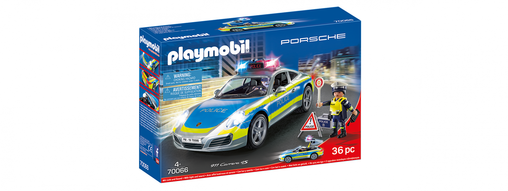 Playmobil y Porsche