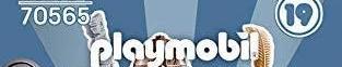 Playmobil Serie 19 comenzamos el 2021