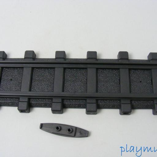 PLAYMOBIL 30 03 5380 VIA RECTA TREN FERROCARRIL [0]