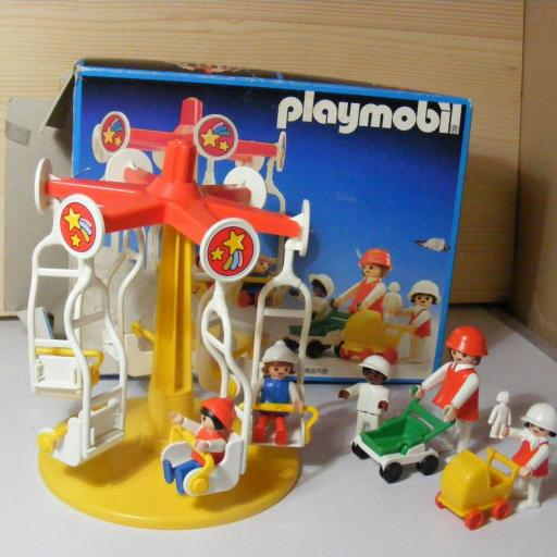 PLAYMOBIL 3195 TIOVIVO INFANTIL JUGUETES  VERSION [1]