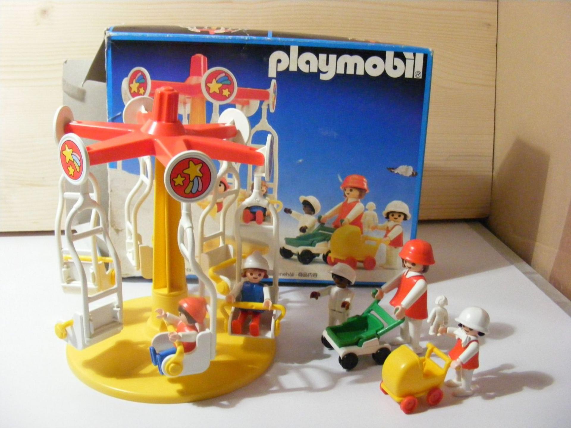 PLAYMOBIL 3195 TIOVIVO INFANTIL JUGUETES  VERSION