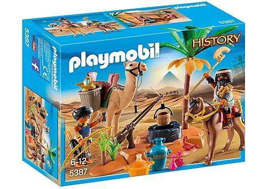 PLAYMOBIL 5387 LADRONES DE TUMBAS