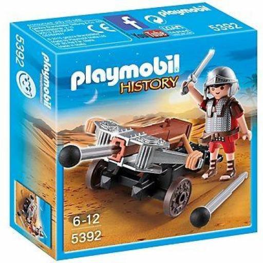 PLAYMOBIL 5392 LEGIONARIO CON BALLESTA
