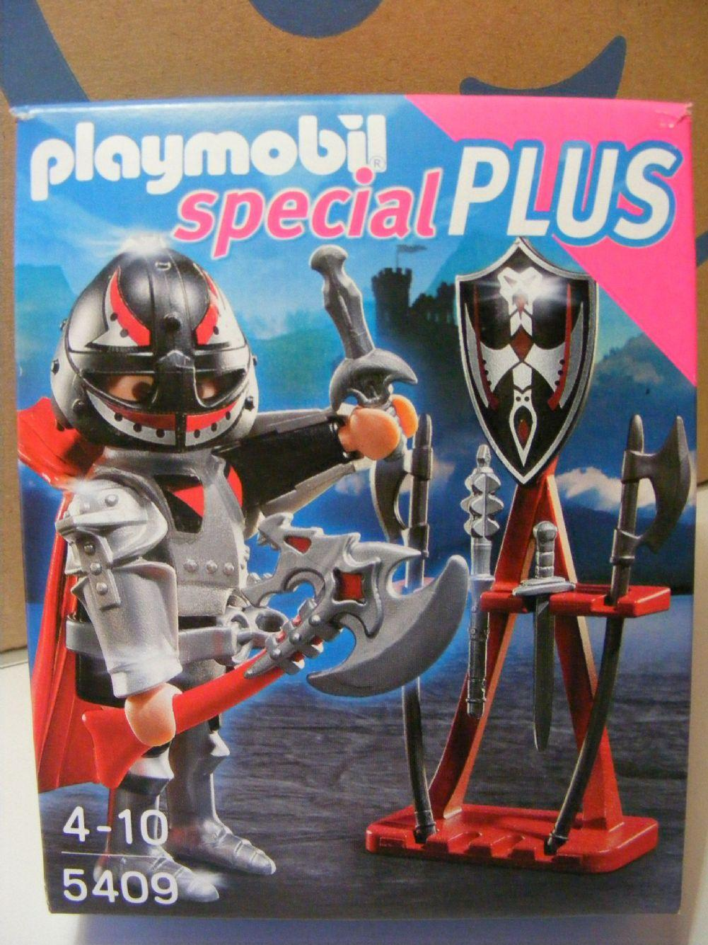 PLAYMOBIL 5409 ESPECIAL PLUS CABALLERO MEDIEVAL