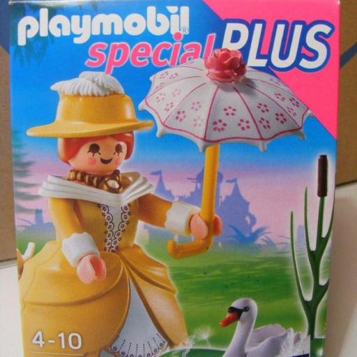 PLAYMOBIL  5410 ESPECIAL PLUS DAMA VICTORIANA