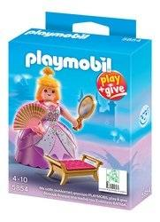 PLAYMOBIL 5854 PRINCESA MEDIEVAL PLAY AND GIVE  EXCLUSIVO GRECIA