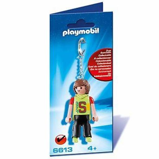 PLAYMOBIL 6613 LLAVERO CHICO