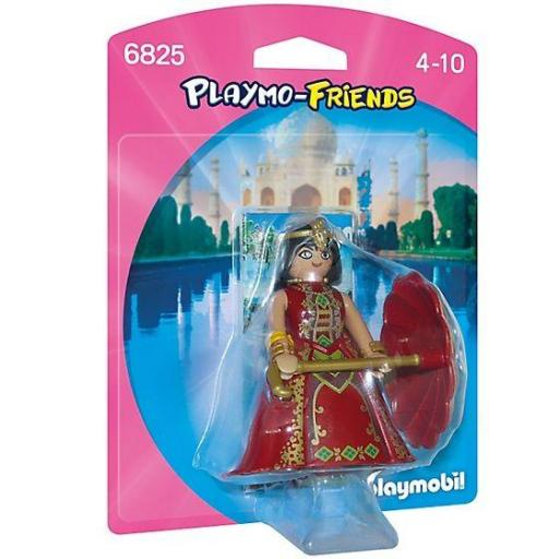 PLAYMOBIL 6825 PRINCESA DE LA INDIA