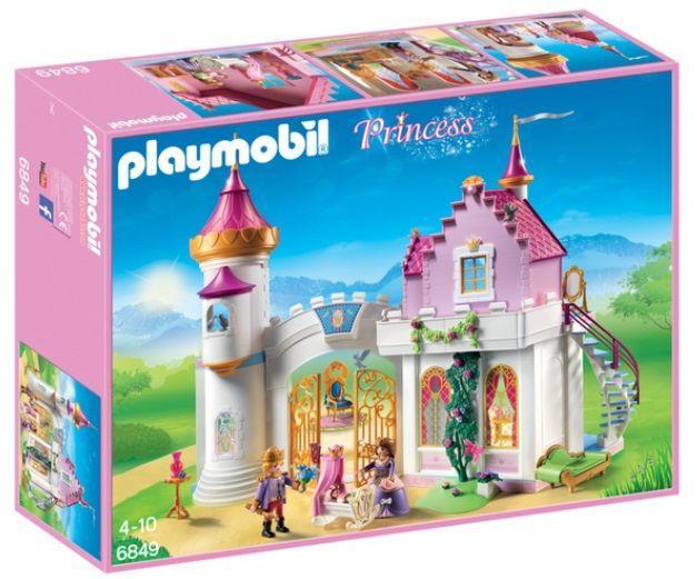 PLAYMOBIL 6849 PALACIO DE PRINCESAS