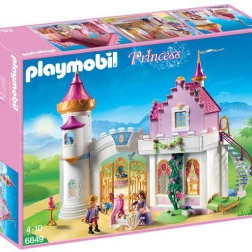 PLAYMOBIL 6849 PALACIO DE PRINCESAS [0]