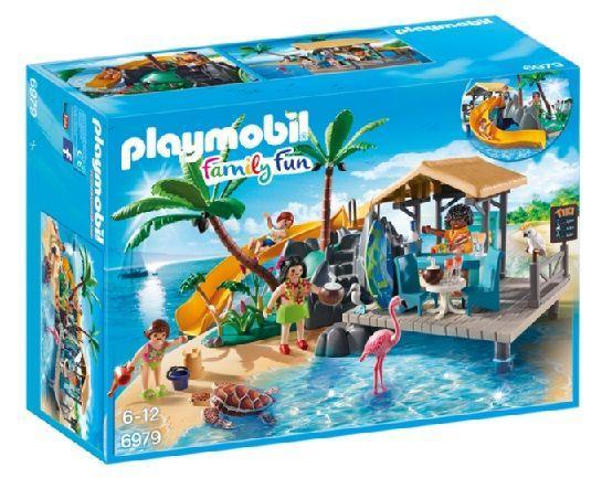 PLAYMOBIL 6979 ISLA RESORT