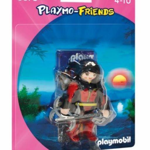 PLAYMOBIL 9073 GUERRERA [1]