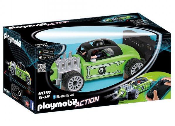 PLAYMOBIL 9091 RC Rock'n'Roll-Racer COCHE RADIOCONTROL