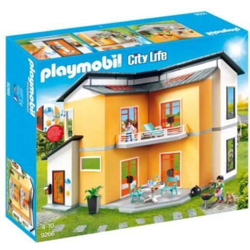 PLAYMOBIL 9266 CASA MODERNA