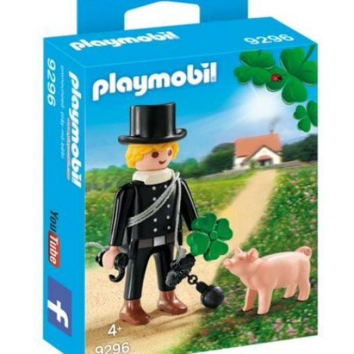 PLAYMOBIL 9296 DESHOLLINADOR