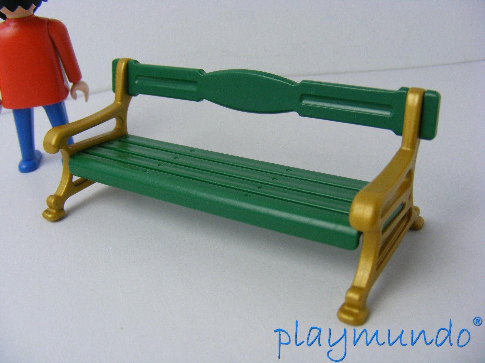 PLAYMOBIL BANCO VICTORIANO PY7780