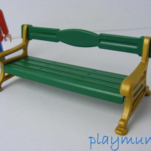 PLAYMOBIL BANCO VICTORIANO PY7780 [0]