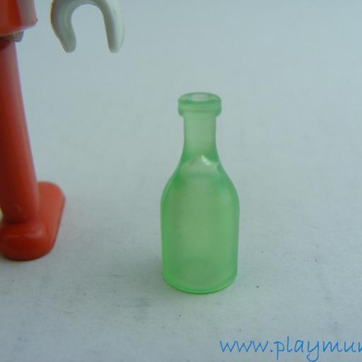 PLAYMOBIL BOTELLA VERDE