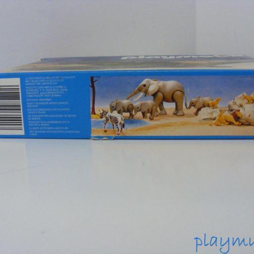 PLAYMOBIL COCODRILOS REF. 3541 (AÑO 1983) [3]