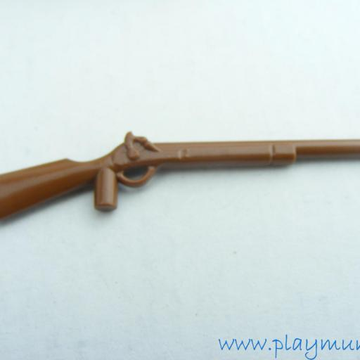 PLAYMOBIL FUSIL ESCOPETA MARRON GR001LG