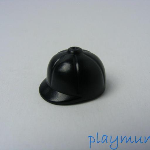 PLAYMOBIL GORRA INFANTIL NEGRA HIP