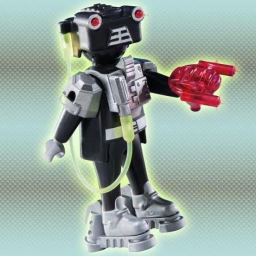 PLAYMOBIL SERIE 10 CHICOS ROBOT [1]