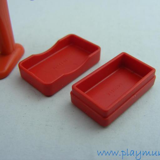 PLAYMOBIL TAPER COMIDA ALIMENTACION [1]