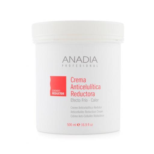 Crema anticelulitica reductora 500ml Anadia