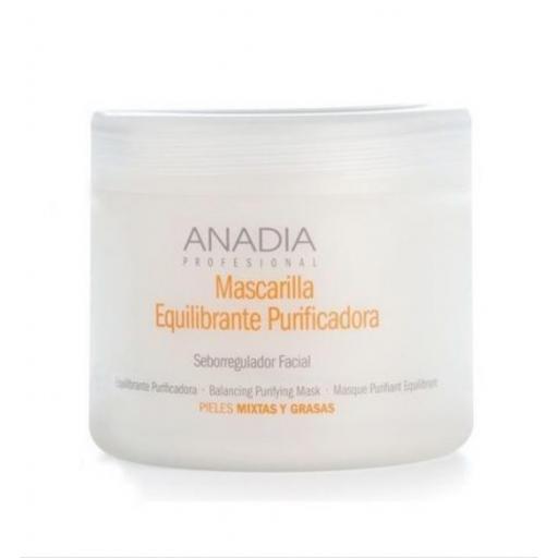 Mascarilla equilibrante purificadora 500ml Anadia