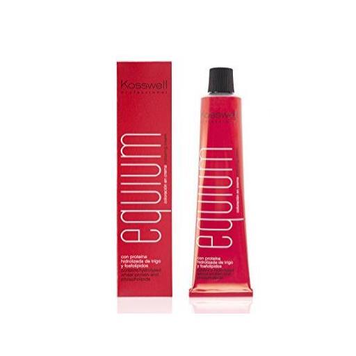 Tinte Equium N6.0 Rubio Oscuro Calido 60ml Kosswell