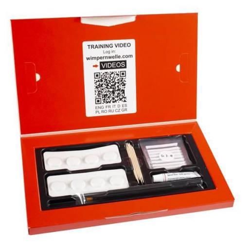 Mini Kit Lifting clasico (8 aplicaciones) Wimpernwelle