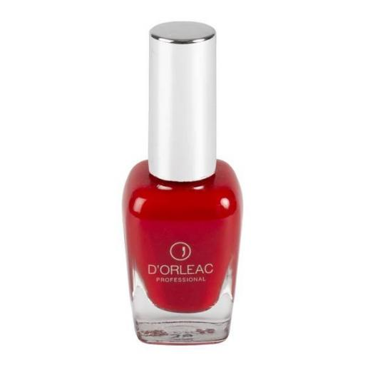 Esmalte de uñas classic 13ml D'ORLEAC N30 Rojo