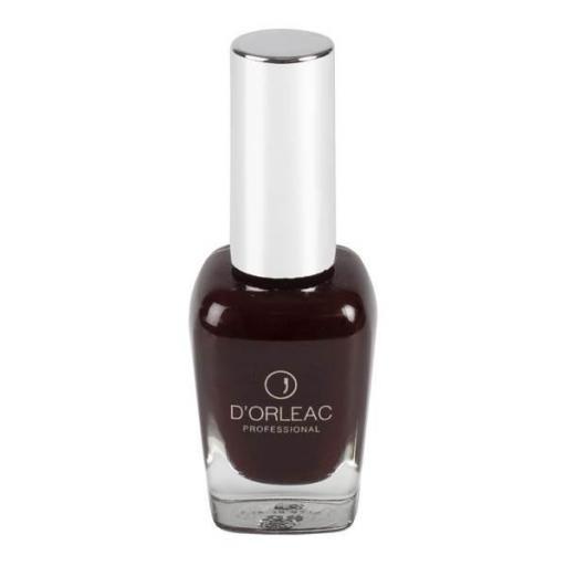 Esmalte de uñas classic 13ml D'ORLEAC N60 Rouge Noir