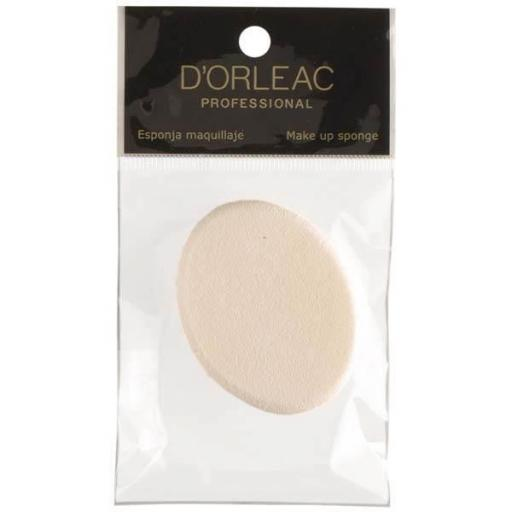 Esponja maquillaje D´ORLEAC NB07 oval
