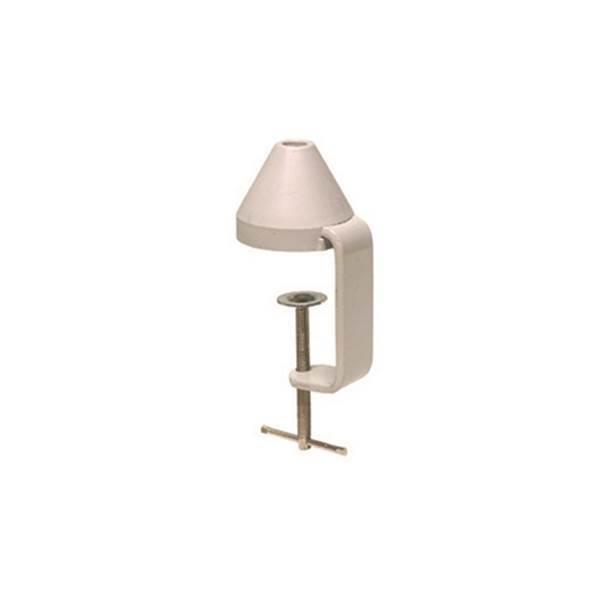 Soporte mesa para lupa con lampara