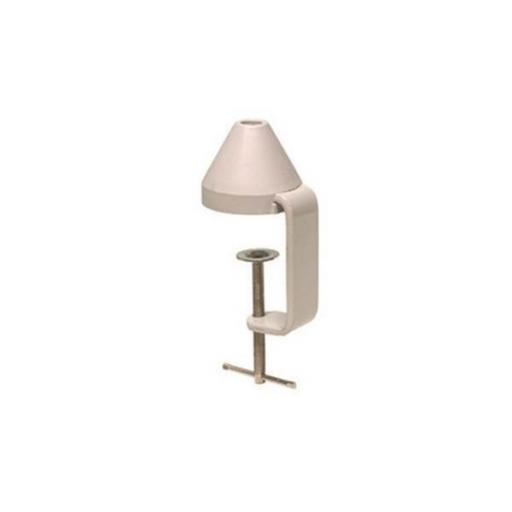 Soporte mesa para lupa con lampara  [0]